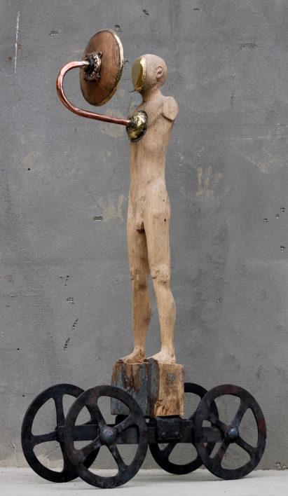 narcis-lemn-si-metal-88x48x14cm