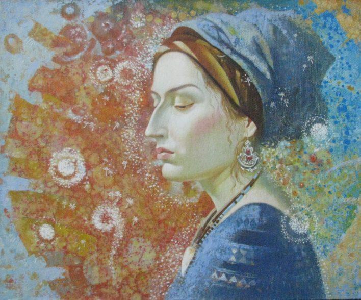 15 Domnișoara în blu 73-60 cm 2015